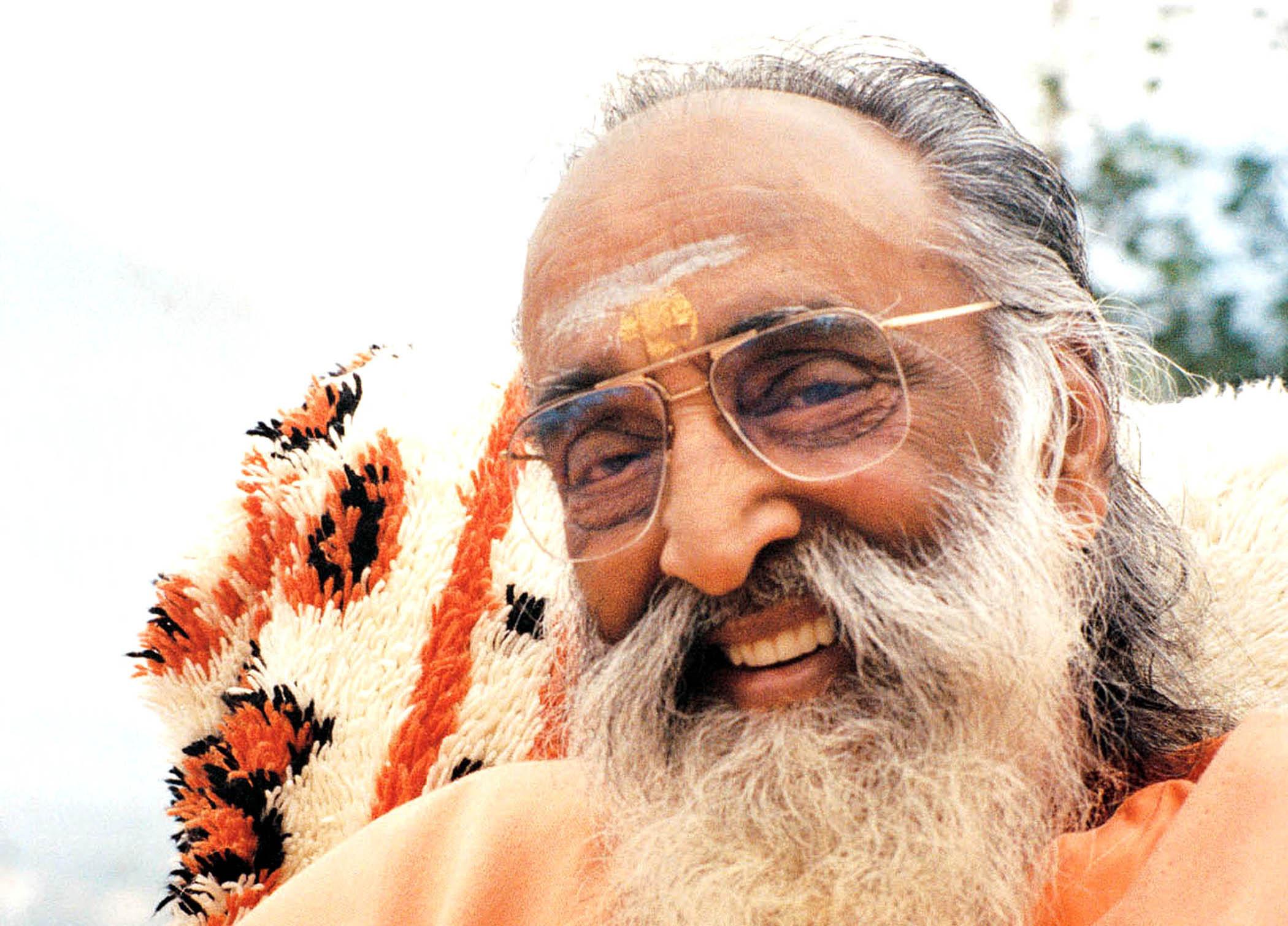 Pujya Gurudev Swami Chinmayananda